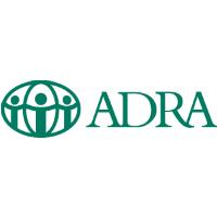 ADRA logo white background